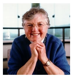 Frances Allen, winner of the 2007 Turing Award