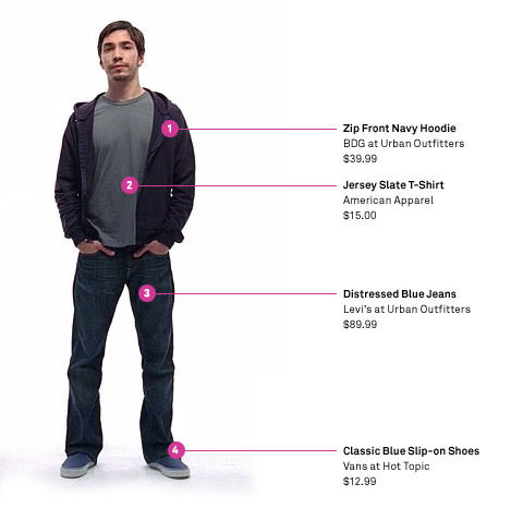 """""""How to dress like a Mac"""", from the LifeClever blog."""