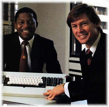IBM attire from 1984