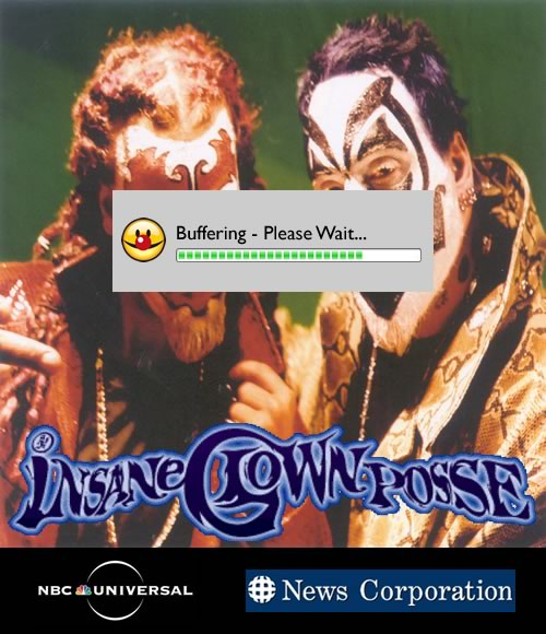 """Insane Clown Posse"" picture for Clown Co."