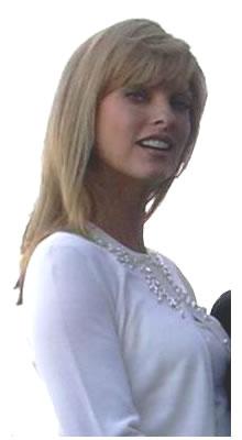 SUpermodel Linda Evangelista, c. 2004.
