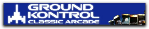 Ground Kontrol logo.
