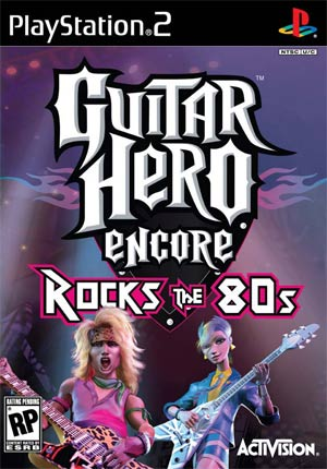 Guitar Hero 2 Rocks the 80s