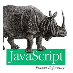 JavaScript reference book cover