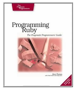 """Programming Ruby"" cover"