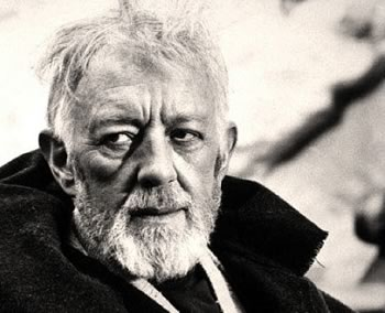 Old Ben Kenobi (the Alec Guinness version)