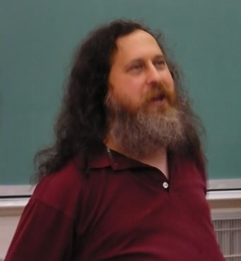 Photo: Richard M. Stallman