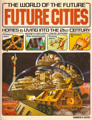 "Cover of the book ""Future Cities"""