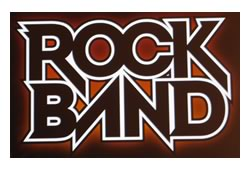 """Rock Band"" logo"