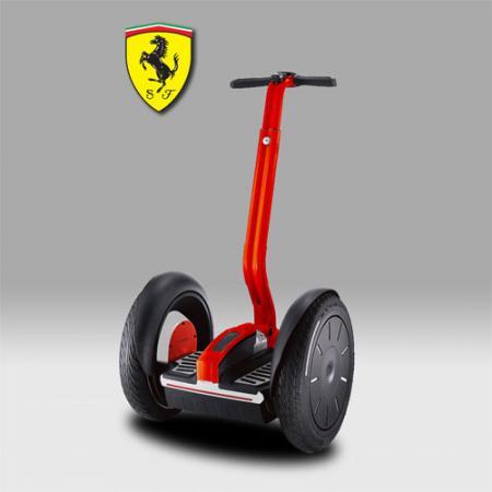 Ferrari-branded Segway