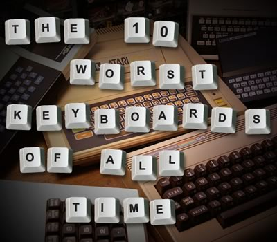 10 Worst Keyboards of All Time