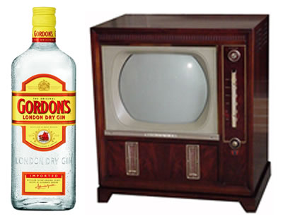 Gin and television