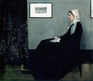 Whistler\'s mother